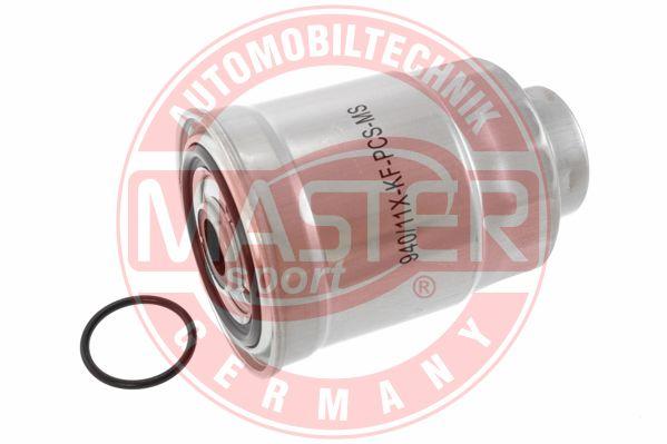 Achetez Filtre à carburant MASTER-SPORT 940/11X-KF-PCS-MS (Hauteur: 140mm) à un rapport qualité-prix exceptionnel