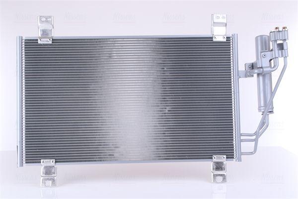 NISSENS Kondensator, Klimaanlage 940725