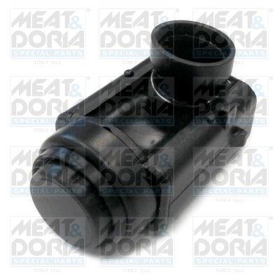 Achat de 94518 MEAT & DORIA avant et arrière, noir, Récepteur à ultrasons Capteur de stationnement 94518 pas chères