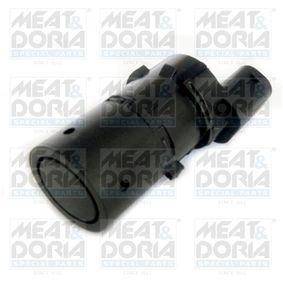 94543 MEAT & DORIA schwarz, Ultraschallsensor Sensor, Einparkhilfe 94543 günstig kaufen