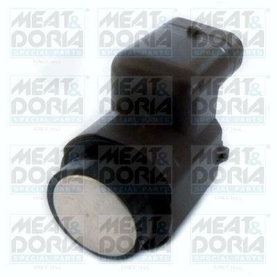 94545 MEAT & DORIA vorne, silber, Ultraschallsensor Sensor, Einparkhilfe 94545 günstig kaufen