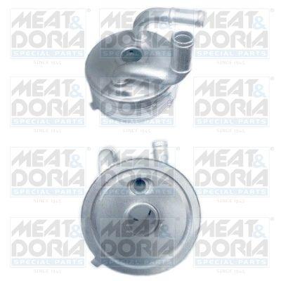 Getriebe Ölkühler Polo 9n 2011 - MEAT & DORIA 95007 ()