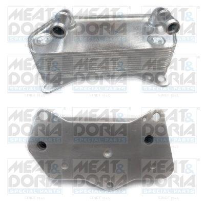 MEAT & DORIA Ölkühler, Automatikgetriebe 95012