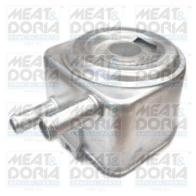 MEAT & DORIA Chłodnica oleju, olej silnikowy 95048