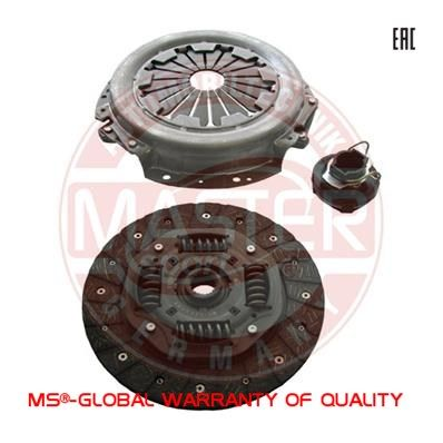 Clutch set 95100300-SET/3/-MS MASTER-SPORT — only new parts