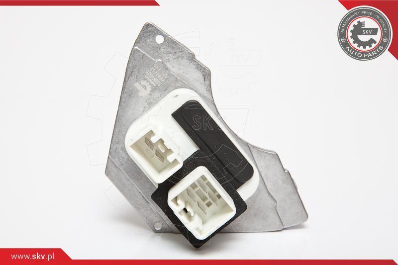 ESEN SKV: Original Gebläsewiderstand 95SKV035 (Spannung: 12V)