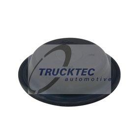 TRUCKTEC AUTOMOTIVE Membran, fjädercylinder 98.04.020 - köp med 15% rabatt