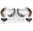 Bremsensatz, Trommelbremse 9855 — aktuelle Top OE 867609527A Ersatzteile-Angebote