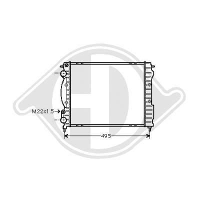 Original VW Fahrwerkssatz 9999879