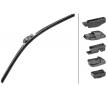 Pieces detachees RENAULT OROCH 2021 : Balai d'essuie-glace HELLA 9XW 358 053-181 Véhicule avec direction à gauche ou à droite: pour véhicules avec direction à gauche - Achetez tout de suite!