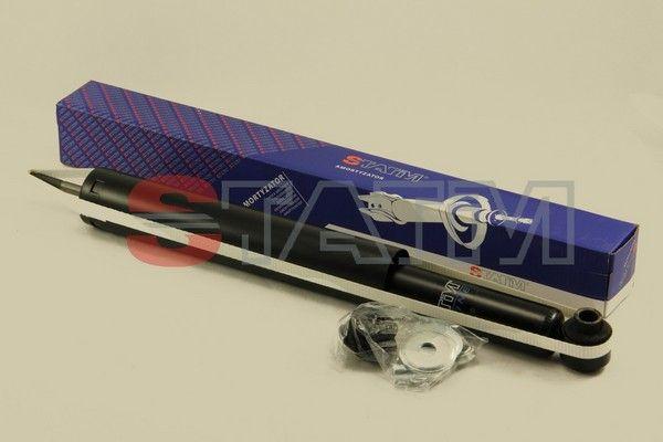 A.281 STATIM Hinterachse, Gasdruck, Teleskop-Stoßdämpfer, oben Stift, unten Auge Stoßdämpfer A.281 günstig kaufen