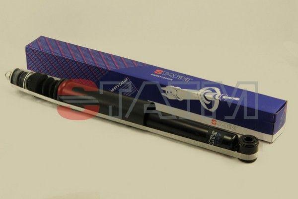 A.287 STATIM Hinterachse, Gasdruck, Teleskop-Stoßdämpfer, oben Stift, unten Auge Stoßdämpfer A.287 günstig kaufen