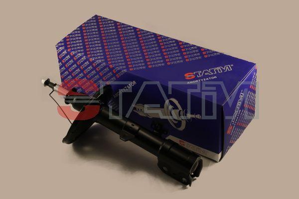 A.493 STATIM Vorderachse links, Gasdruck, Federbein, oben Stift, unten Schelle Stoßdämpfer A.493 günstig kaufen