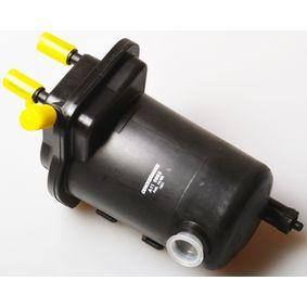 A110683 DENCKERMANN Höhe: 187mm Kraftstofffilter A110683 günstig kaufen