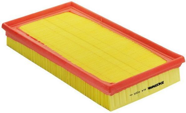 A140301 DENCKERMANN Umluftfilter Länge: 342mm, Länge: 342mm, Breite: 177mm, Höhe: 50mm Luftfilter A140301 günstig kaufen