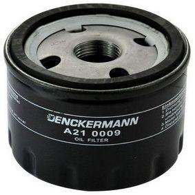 A210009 Маслен филтър DENCKERMANN - на по-ниски цени
