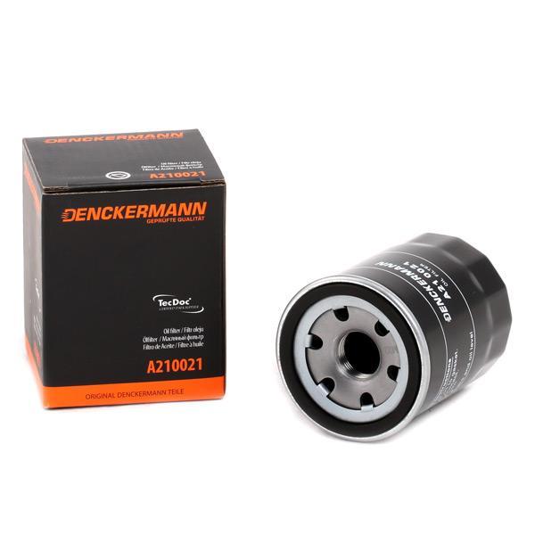 A210021 DENCKERMANN Anschraubfilter Innendurchmesser 2: 62mm, Innendurchmesser 2: 54mm, Höhe: 87mm Ölfilter A210021 günstig kaufen