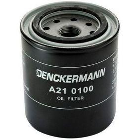 A210100 DENCKERMANN Innendurchmesser 2: 66mm, Innendurchmesser 2: 57mm, Höhe: 102mm Ölfilter A210100 günstig kaufen
