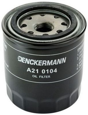 Volkswagen ILTIS DENCKERMANN Filtre à huile A210104