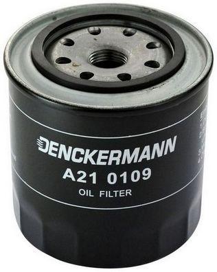 A210109 DENCKERMANN Anschraubfilter Innendurchmesser 2: 71mm, Innendurchmesser 2: 62mm, Höhe: 103mm Ölfilter A210109 günstig kaufen
