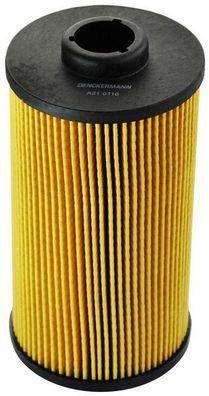 Motorölfilter DENCKERMANN A210116