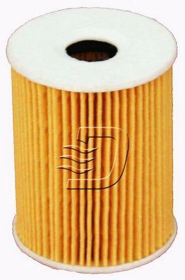 A210616 DENCKERMANN Filtereinsatz Innendurchmesser 2: 26mm, Höhe: 83mm Ölfilter A210616 günstig kaufen