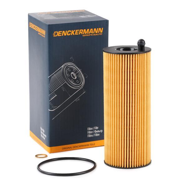 A210898 DENCKERMANN Filtereinsatz Ø: 64mm, Höhe: 172mm Ölfilter A210898 günstig kaufen