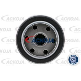 A32-0500 Ölfilter ACKOJA - Markenprodukte billig