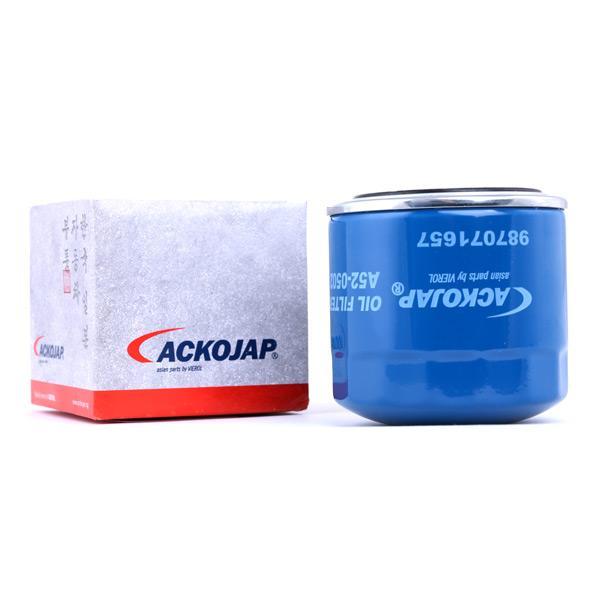 ACKOJA | Oil Filter A52-0502