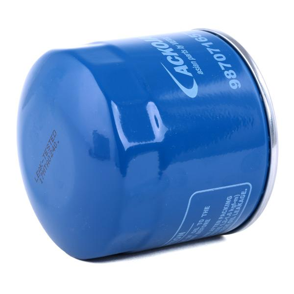 A52-0502 Oil Filter ACKOJA - Experience and discount prices