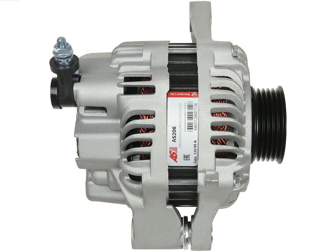AS-PL   Lichtmaschine A5206