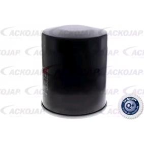 A53-0500 ACKOJA Filtro aparafusado, com uma válvula de retenção Diâmetro interior 2: 54mm, Diâmetro interior 2: 62mm, Ø: 66mm, Ø: 67mm, Altura: 85mm Filtro de óleo A53-0500 comprar económica