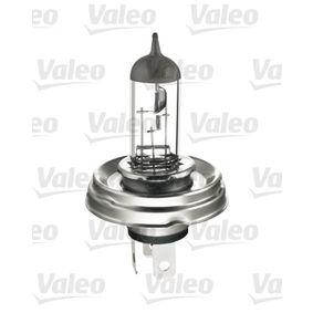 HR2 VALEO ESSENTIAL 45/40W, R2 (Bilux), 12V Glühlampe, Fernscheinwerfer 032001 günstig kaufen