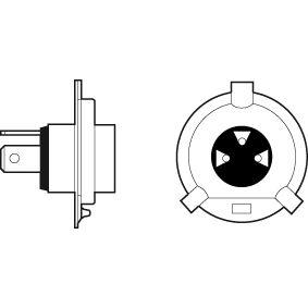 Achat de H4 VALEO +50% LIGHT 60/55W, H4, 12V Ampoule, projecteur longue portée 032511 pas chères