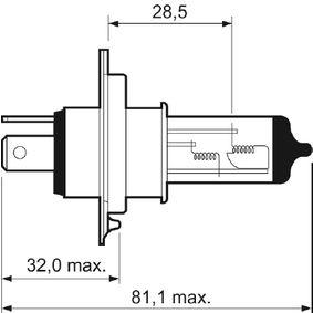 032511Ampoule, projecteur longue portée VALEO 32511 - Enorme sélection — fortement réduit