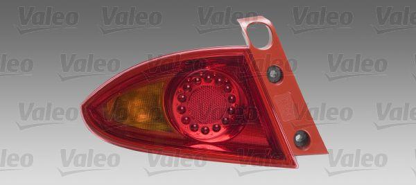 OE Original Rücklichter 044075 VALEO