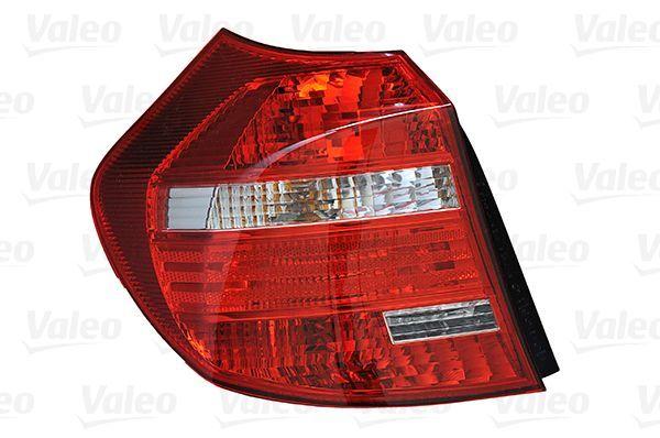 BMW 1er 2019 Schlussleuchte - Original VALEO 044406 Links-/Rechtslenker: für Links-/Rechtslenker, Farbe: rot