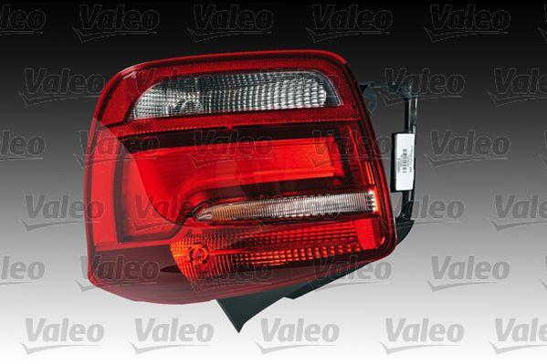 44641 VALEO ORIGINAL TEIL, rechts, mit Glühlampen, mit Lampenträger Links-/Rechtsverkehr: für Rechtsverkehr Heckleuchte 044641 günstig kaufen