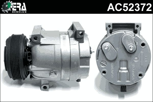 Original RENAULT Kompressor Klimaanlage AC52372