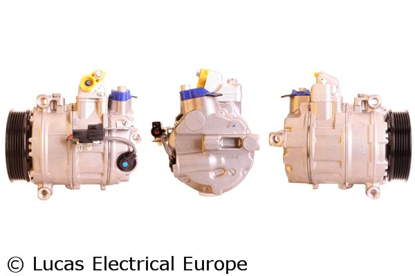 Original JAGUAR Klimakompressor ACP01010