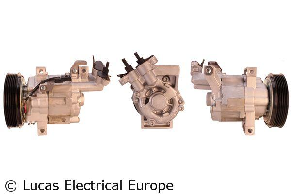 LUCAS ELECTRICAL Ilmastoinnin kompressori ACP01044