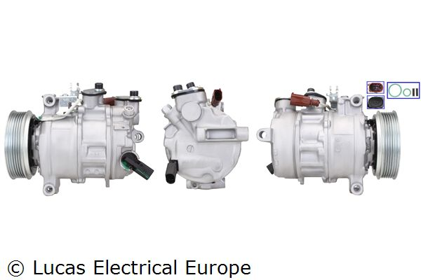 LUCAS ELECTRICAL Klimakompressor ACP01065