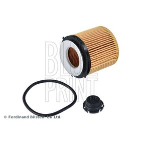 ADB112109 BLUE PRINT Filtereinsatz Innendurchmesser: 41,5mm, Ø: 82,0mm, Höhe: 79,5mm Ölfilter ADB112109 günstig kaufen