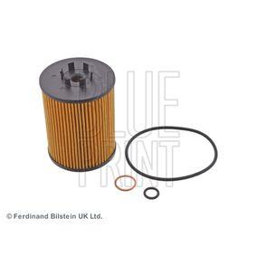 ADB112112 BLUE PRINT Filtereinsatz Innendurchmesser: 33,58mm, Ø: 73,5mm, Höhe: 102mm Ölfilter ADB112112 günstig kaufen