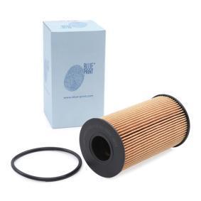 ADJ132128 BLUE PRINT Filtereinsatz, mit Dichtring Innendurchmesser: 24,0mm, Ø: 57,5mm, Höhe: 100mm Ölfilter ADJ132128 günstig kaufen