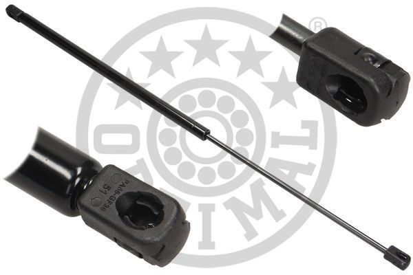 Mercedes VANEO 2004 Boot gas struts OPTIMAL AG-40058: Eject Force: 640N