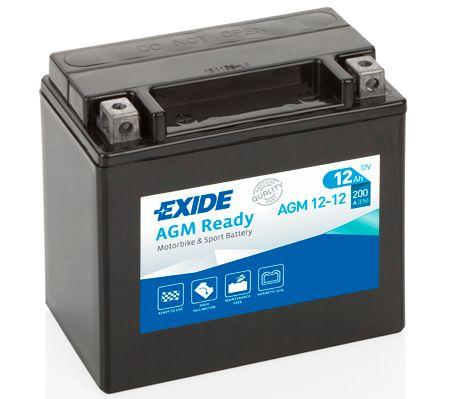 Starterbatteri AGM12-12 med en rabat — køb nu!