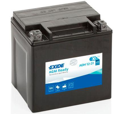 CENTRA AGM Akumulator AGM12-31 DUCATI