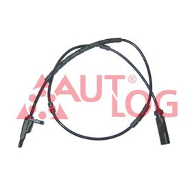 AS4566 AUTLOG Rear Axle Sensor, wheel speed AS4566 cheap