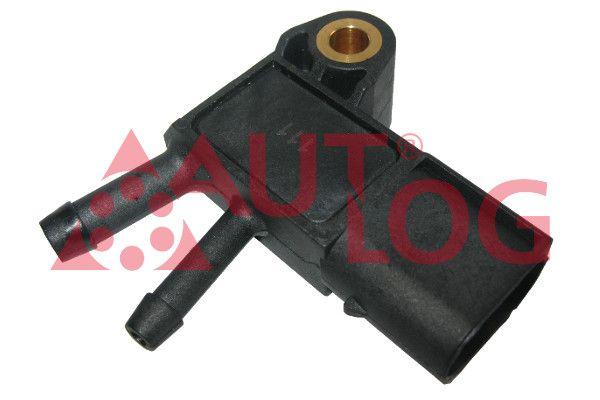 AUTLOG: Original Abgasdrucksensor AS4606 (Pol-Anzahl: 3-polig)